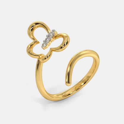 The Arvin Butterfly Ring