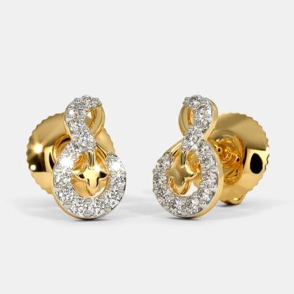 The Adalira Stud Earrings