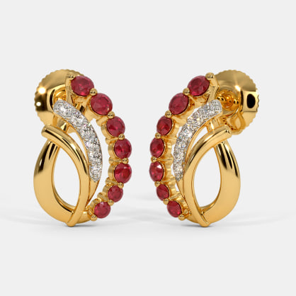 The Aarvini Stud Earrings