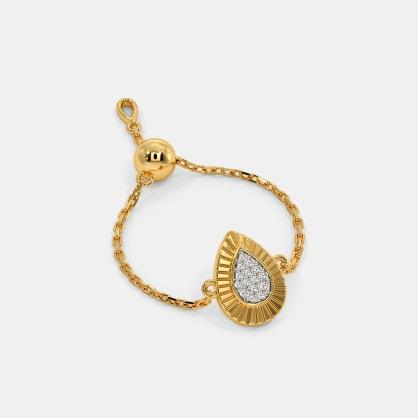 The Pashna Slider Ring