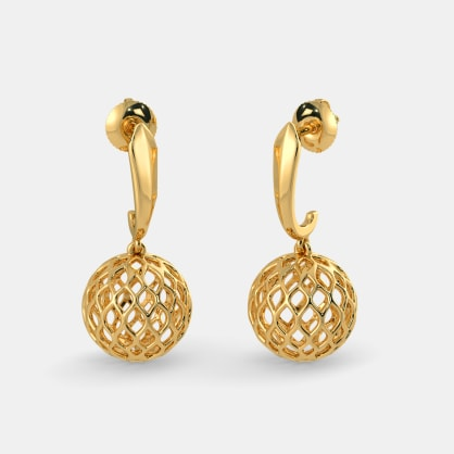 The Shaze Drop Earrings