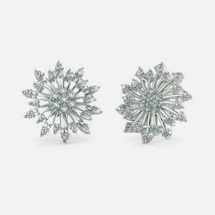 The Cantis Stud Earrings