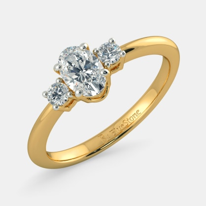 The Coy Beauty Ring Mount