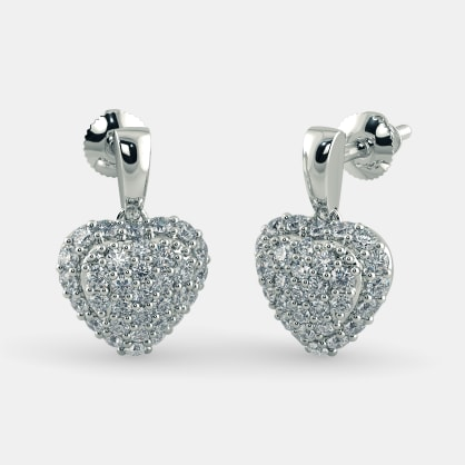 The Enchanted Love Earrings