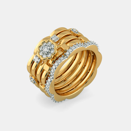 The Amyah stackable Ring