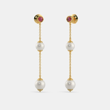 The Kayce Drop Earrings