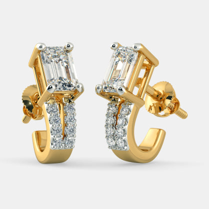 The Angelic Hold Earrings Mount
