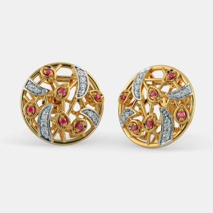 The Yogini Stud Earrings