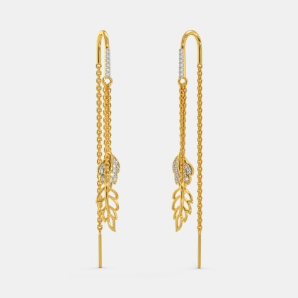 The Taahir Sui Dhaga Earrings