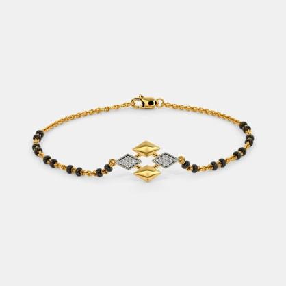 The Sirvat Mangalsutra Bracelet