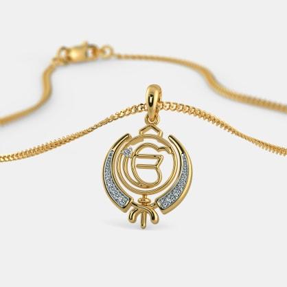 The Khalsa Pendant