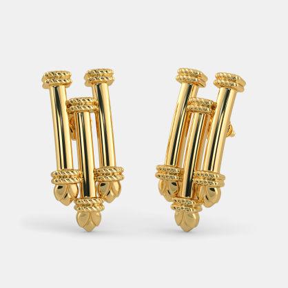 The Pillars of Belief Earrings