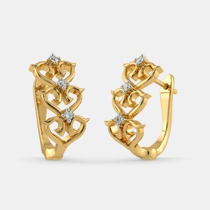 The Affinity Huggie Earrings
