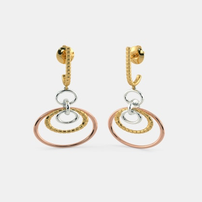 The Ternary Drop Earrings