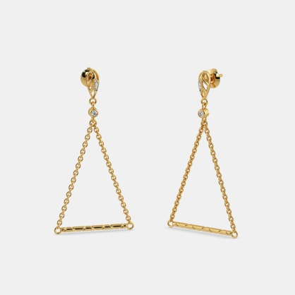 The Zweig Drop Earrings