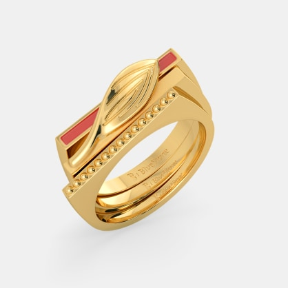 The Flete Stackable Ring