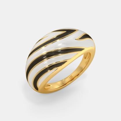 The Zebra Bombe Ring