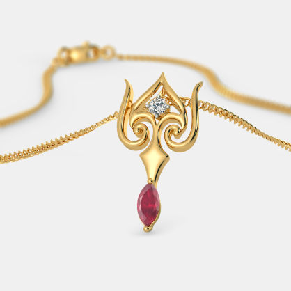 The Bhairavi Pendant