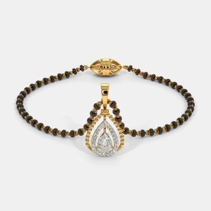 The Sahar Mangalsutra Bracelet
