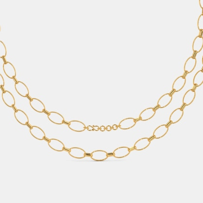 The Arevy Gold Chain