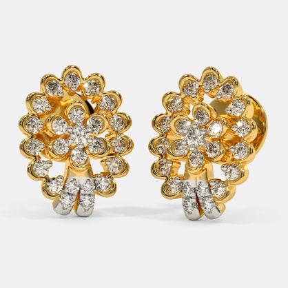 The Encircled Stud Earrings