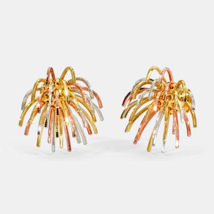 The Sienna Stud Earrings