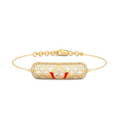 The Om Raksha Bracelet