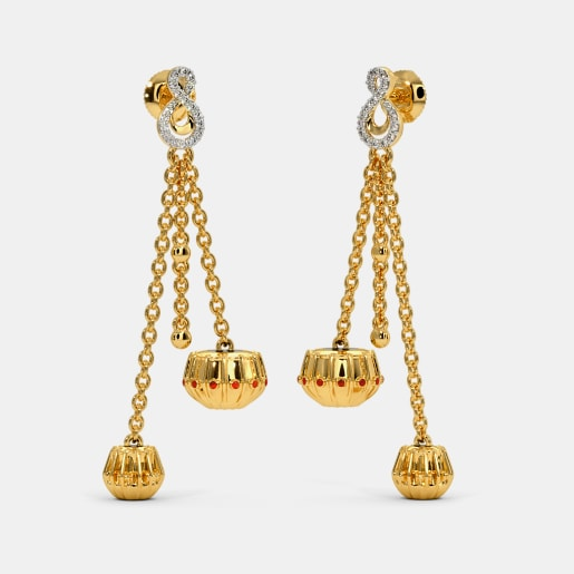 The Chorale Drop Earrings