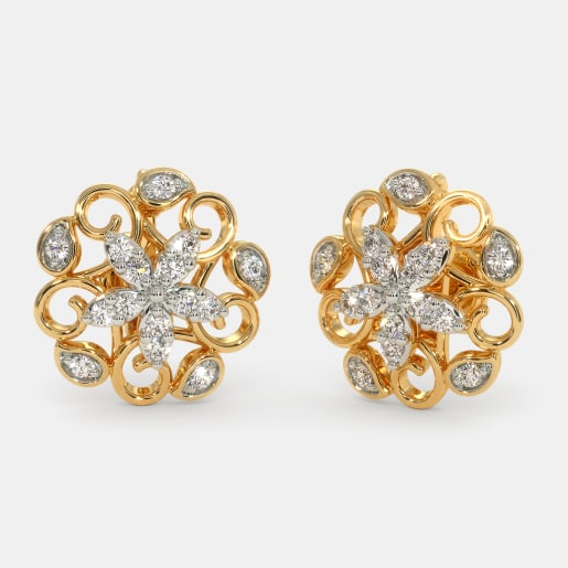 The Braelyn Multiwearable Stud Earrings