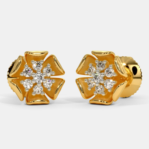 The Vallie Stud Earrings