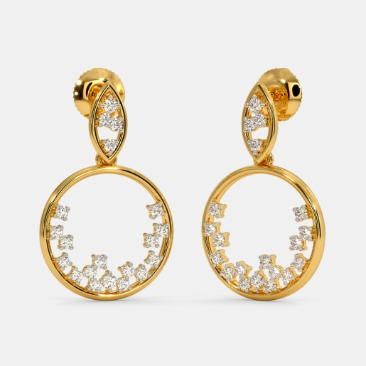 The Arell Drop Earrings