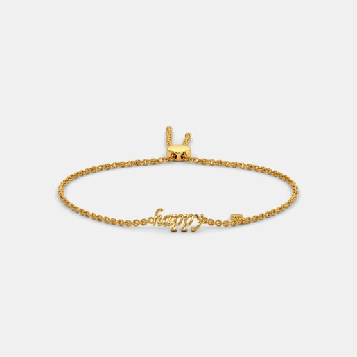 The Manvi Slider Bracelet