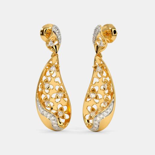 The Surbhi Drop Earrings