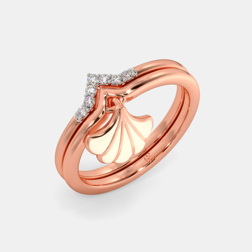 The Nora Stackable Ring