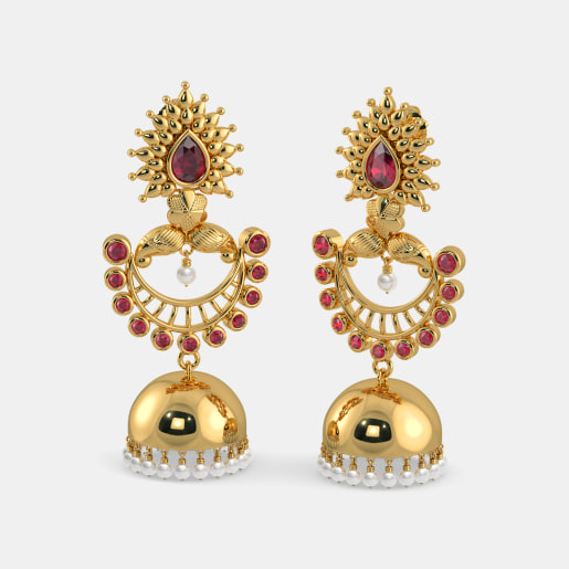 The Charvi Jhumka