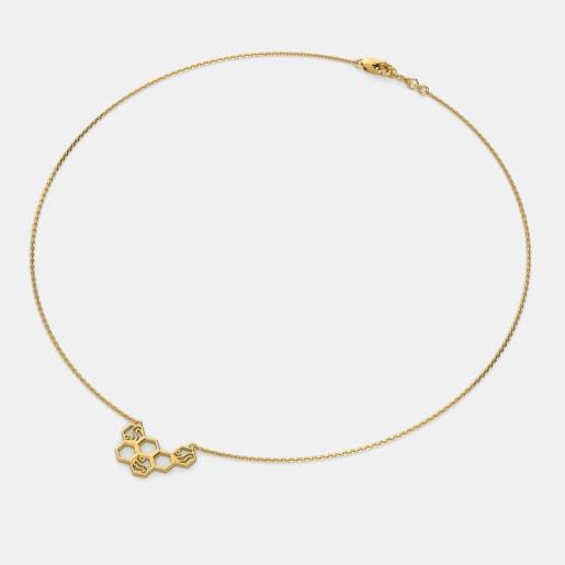 The Honeycomb Lattice Necklace