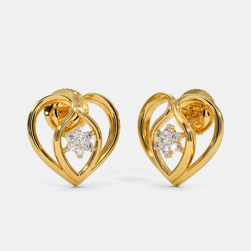 The Verna Stud Earrings