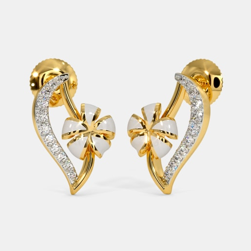 The Tipanie Stud Earrings