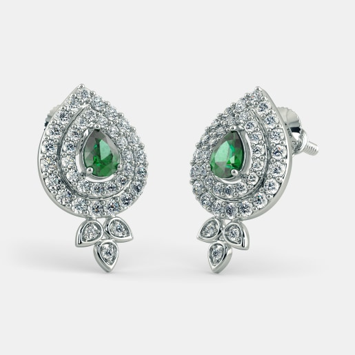 The Tarkka Stud Earrings