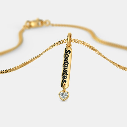 The Soulmate Heart Pendant