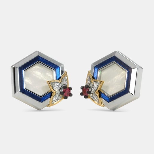 The Rayen Stud Earrings