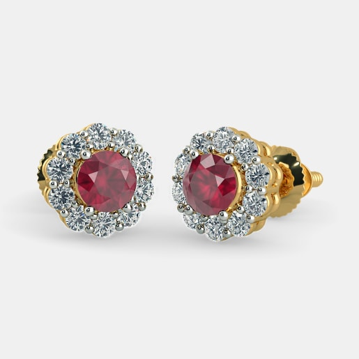 The Amulya Stud Earrings