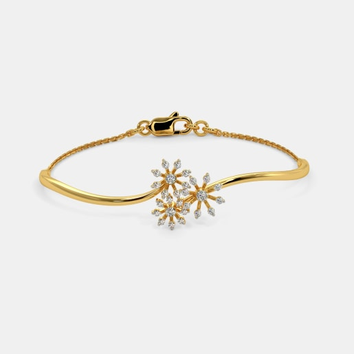 The Aika Oval Bangle