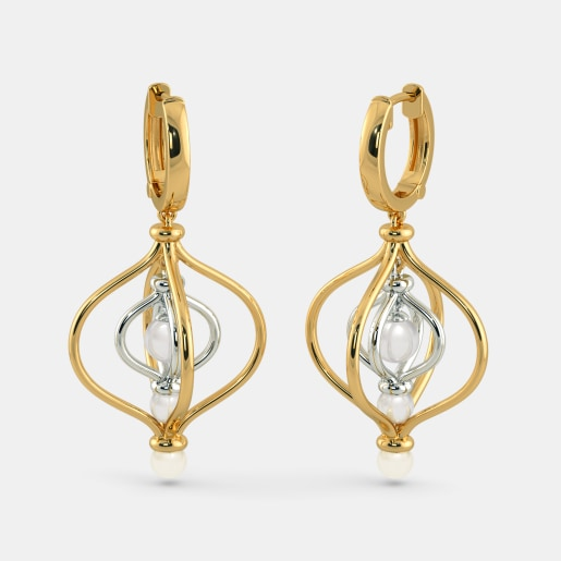 The Chic Hoop Earrings