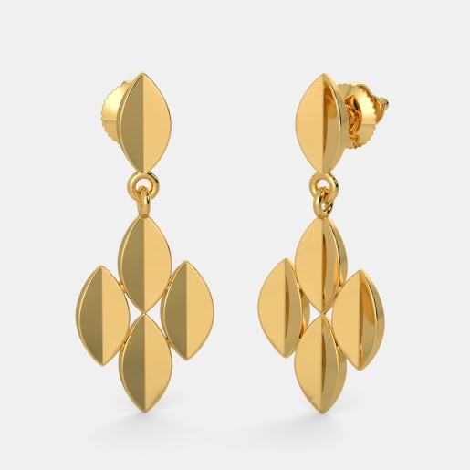 The Swaying Lemma Earrings