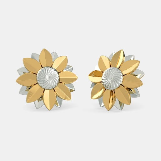 The Octo Petalon Earrings