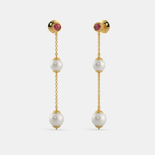 The Kayce Drop Earrings