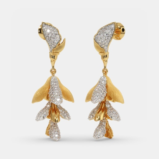 The Buschel Drop Earrings