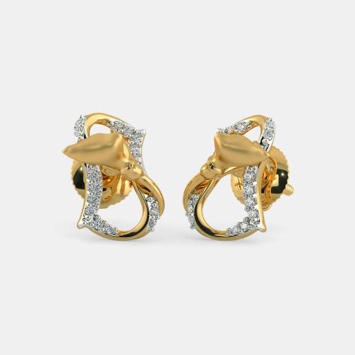 The Klim Stud Earrings