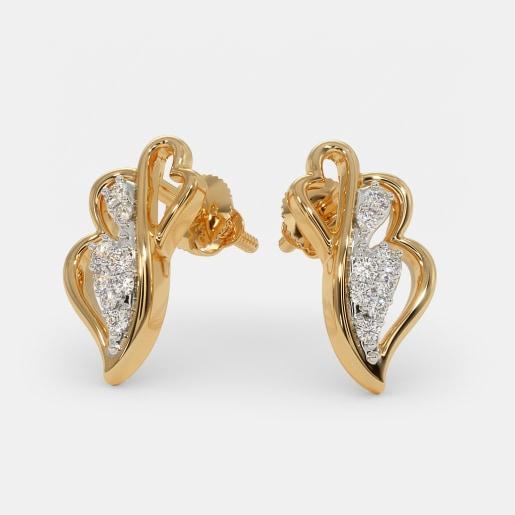 The Love Stud Earrings